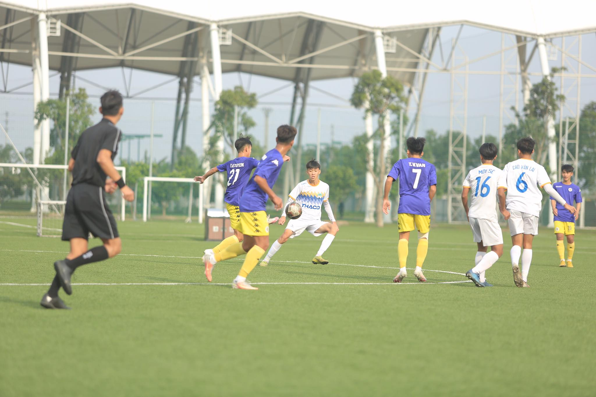 ha noi vs hagl