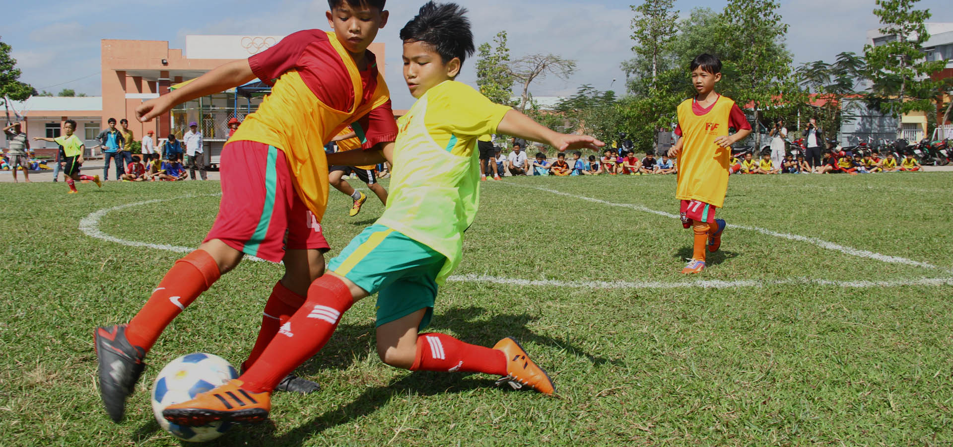 OF VIETNAMESE FOOTBALL TALENTS