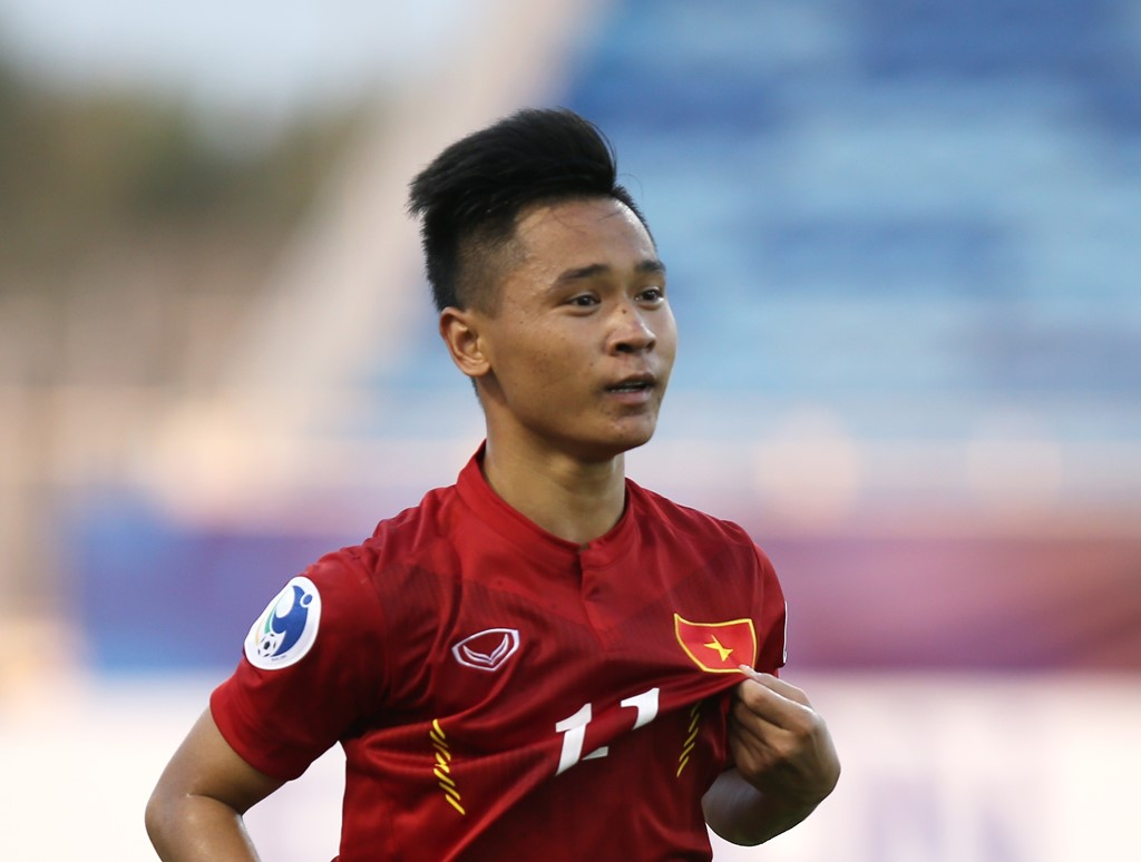 Hồ Minh Dĩ, the Vietnam U19's talented dwarf
