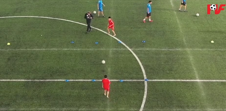 Pass-ball conduct (Part 4)